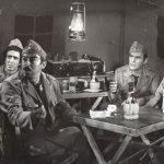 Jak rozpętałem drugą wojnę światową (1969), Witold Kałuski, Jerzy Duszyński, Zdzisław Maklakiewicz | Licencja: Maksim Gorki Central Studio for Childrens and Youth Films, Przedsiębiorstwo Realizacji Filmów