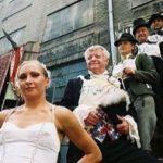 Ubu król (2003), Jan Kociniak, Maria Pakulnis, Leon Niemczyk, Sylwia Adamowicz-Nowakowska | Licencja: Agencja Produkcji Filmowej, Eurofilm