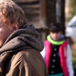 Piąte: nie odchodź (2014), Michalina Olszańska, Daniel Olbrychski | Licencja: Aromer, Polski Instytut Sztuki Filmowej, Studio Orka