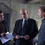 Trzeci oficer (2008), Maciej Kozłowski, Piotr Jankowski, Krystian Wieczorek | Licencja: Akson Studio, Agencja Filmowa Telewizji Polskiej